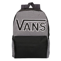 Vans Realm Flying Rugzak Houndstooth
