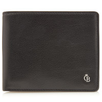 Castelijn & Beerens Vita Billfold RFID 5 Creditcards Black