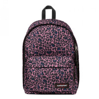 Eastpak Out Of Office Rugzak Safari Leopard
