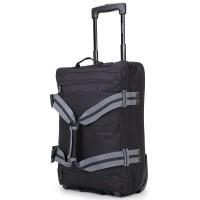 Decent Sport Line Handbagage Reistas 2 Wielen Zwart