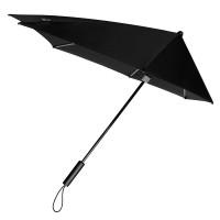 Impliva STORMaxi Stormparaplu Special Edition Black Grey