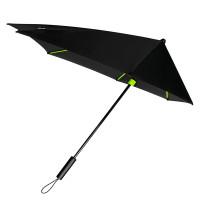 Impliva STORMaxi Stormparaplu Special Edition Black Lime
