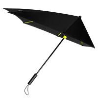Impliva STORMaxi Stormparaplu Special Edition Black Yellow
