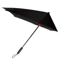 Impliva STORMaxi Stormparaplu Special Edition Black Red