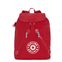 Kipling Fundamental New Classics Rugzak Lively Red