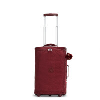 Kipling Teagan S Wheels Burnt Carmine M