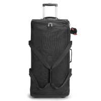 Kipling Teagan L Wheels True Black