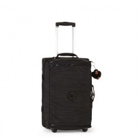 Kipling Teagan S Wheels Dazz Black