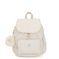 Kipling City Pack S Backpack Dazz White