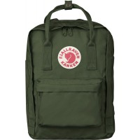 "FjallRaven Kanken Laptop 13"" Rugzak Forest Green"