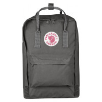 "FjallRaven Kanken Laptop 15"" Rugzak Super Grey"