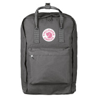"FjallRaven Kanken Laptop 17"" Rugzak Super Grey"