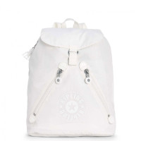 Kipling Fundamental New Classics Rugzak Lively White
