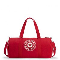 Kipling Onalo Large New Classics Sporttas Lively Red