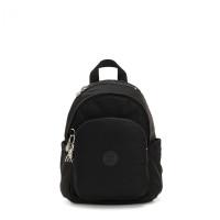 Kipling Delia Mini Backpack Galaxy Black