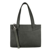 "Cowboysbag Clean Laptop Bag Lismore 13"" Dark Green"