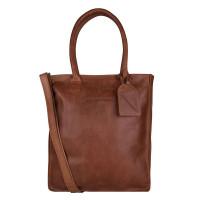 "Cowboysbag Bag Woodridge Schoudertas 13"" Cognac 2049"