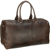 Leonhard Heyden Salisbury Travel Bag Brown 7614