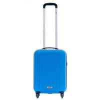 Line Leyton Handbagage 4 Wheel Spinner KLM Blue