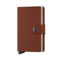 Secrid Mini Wallet Portemonnee Crisple Caramel