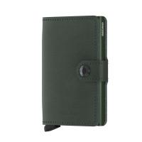 Secrid Mini Wallet Portemonnee Original Green
