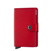 Secrid Mini Wallet Portemonnee Original Red