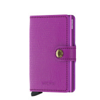 Secrid Mini Wallet Portemonnee Rango Violet