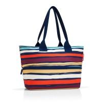 Reisenthel Shopper E1 Artist Stripes