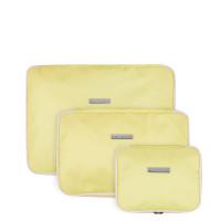 SuitSuit Fabulous Fifties Packing Cube Set S/M/L Mango Cream