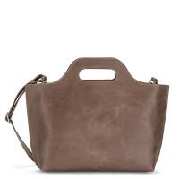 Myomy My Carry Bag Handbag Hunter Waxy Taupe