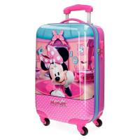 Disney Trolley 55 Cm 4 Wheels Minnie Smile