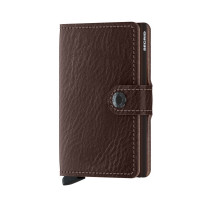 Secrid Mini Wallet Portemonnee Veg Espresso