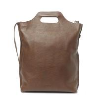 Myomy My Carry Bag Shopper Rambler Brandy
