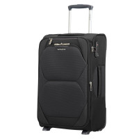 Samsonite Dynamore Upright 55 Expandable Length 35 Black