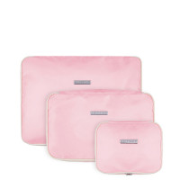 SuitSuit Fabulous Fifties Packing Cube Set S/M/L Pink Dust