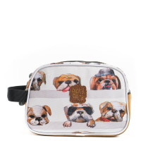 Pick & Pack Fun Toilettas Dogs Wit