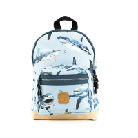 Pick & Pack Fun Rugzak Shark S Light Blue