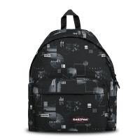 Eastpak Padded Pak'r Rugzak Shapes Black