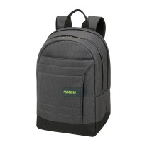 "American Tourister SonicSurfer Laptop Backpack 15.6"" Dark Shadow"