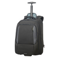 "Samsonite Cityscape Tech Laptop Backpack 17.3"" Wheels Black"