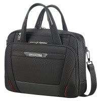 "Samsonite Pro-DLX 5 Laptop Bailhandle 14.1"" Black"
