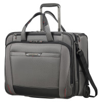 "Samsonite Pro-DLX 5 Rolling Tote 17.3"" Magnetic Grey"