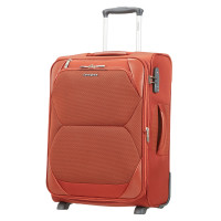 Samsonite Dynamore Upright 55 Expandable Length 40 Burnt Orange