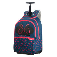 Samsonite Disney Ultimate 2.0 Junior Backpack Wheels Disney Minnie Neon