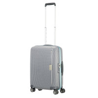 Samsonite MixMesh Spinner 55 Grey/Capri Blue