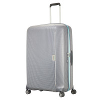 Samsonite MixMesh Spinner 81 Grey/Capri Blue