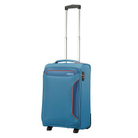 American Tourister Holiday Heat Upright 55 Lenght 35 Denim Blue