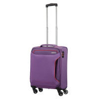 American Tourister Holiday Heat Spinner 55 Lavender Purple