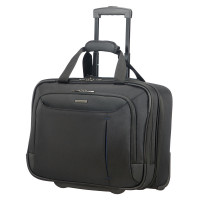 "Samsonite GuardIT UP Rolling Tote 15.6"" Black"