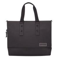"""Samsonite RED Glaehn Shopping Bag 14.1"""" Black"""